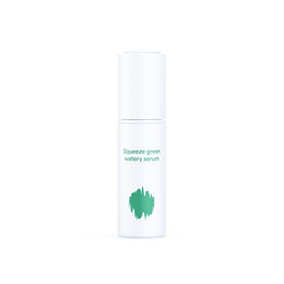 E NATURE Squeeze Green Watery Serum 40 ml