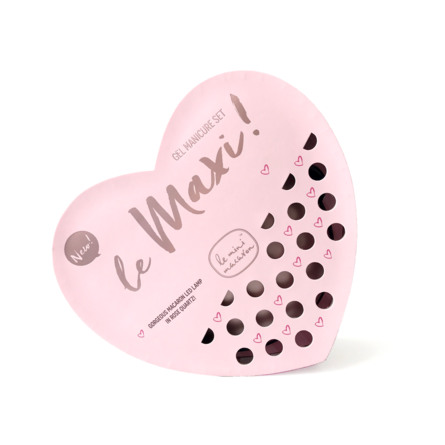 Le mini macaron Gel Manicure Kit Le Maxi