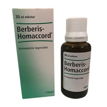 Berberis Homaccord 30 ml