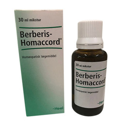 Berberis Homaccord 30 ml