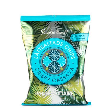 Cassava chips Renée Voltaire 67 g