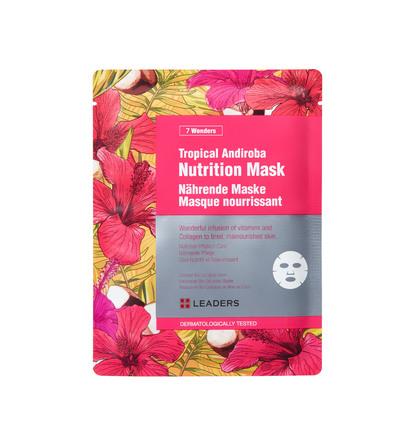 Leaders 7 WONDERS Tropical Andiroba Nutrition Mask 26 ml