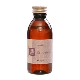 SÆBEVÆRKSTEDET Kropsolie Lavendel 150 ml