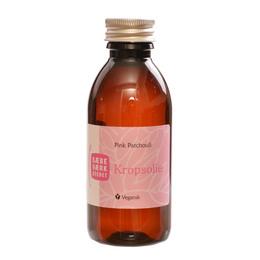 SÆBEVÆRKSTEDET Kropsolie Pink Patchouli 150 ml