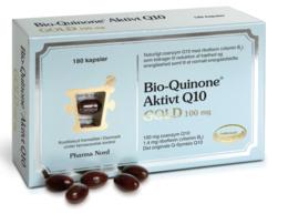 Pharma Nord Bio-Quinone Aktivt Q10 180 kaps