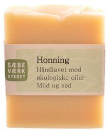 SÆBEVÆRKSTEDET Håndlavet sæbe Honning 100 g