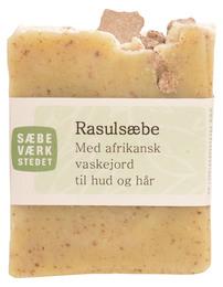 SÆBEVÆRKSTEDET Håndlavet sæbe Rasul 100 g