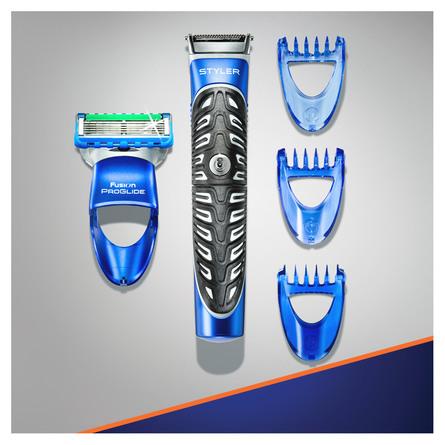 Gillette Universalstyler og barberskraber