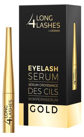 LONG4LASHES Gold Eyelash Enhancing Serum 4 ml