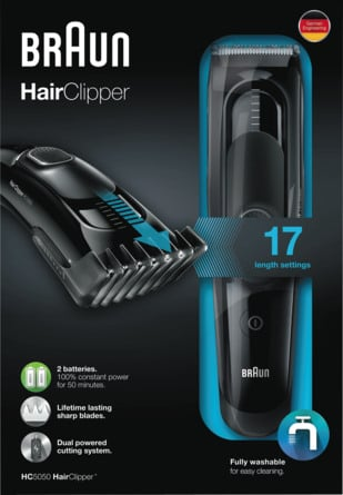 Braun Hairclipper HC 5050