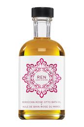 REN Clean Skincare Moroccan Rose Otto Bath Oil 110 ml