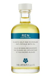 REN Clean Skincare Atlantic Kelp Anti-Fatigue Bath Oil 110 ml