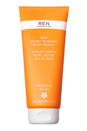 REN Clean Skincare Radiance AHA Smart Renewal Body Serum 200 ml