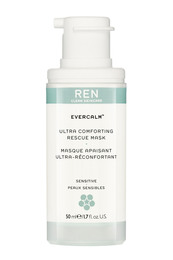 REN Clean Skincare Evercalm Ultra Comforting Rescue Mask 50 ml