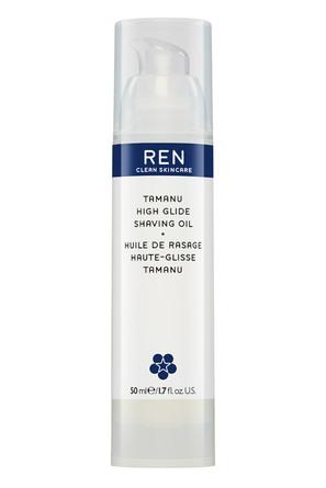 REN Clean Skincare Tamanu High Glide Shaving Oil 50 ml