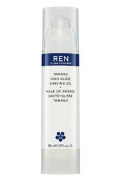 REN Clean Skincare Tamanu High Glide Shaving Oil 50 ml