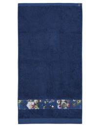 Essenza Fleur Håndklæde Blue 60 x 110 cm