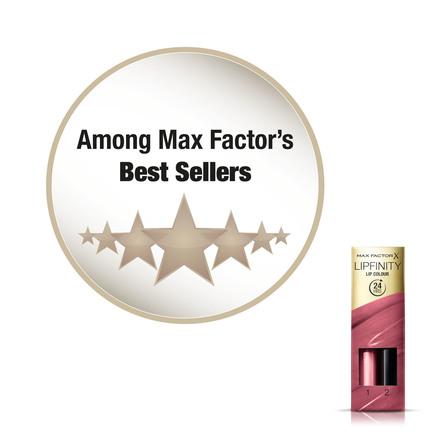 Max Factor Lipfinity 330 Essential Burgundy