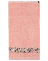 Essenza Fleur Håndklæde Rose 60 x 110 cm