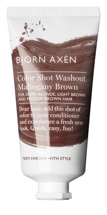 Björn Axén Color Shot Washout Golden Mahogany Brown