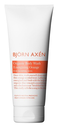 Björn Axén Organic Body Wash Orange 250 ml