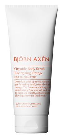 Björn Axén Organic Body Scrub Orange 250 ml