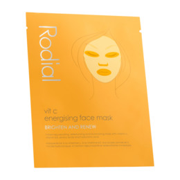 Rodial Vit C Energising Face Mask Single 1 stk