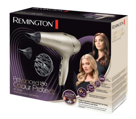 Remington AC8605 E51 Colour Protection Dryer Champagne