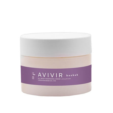 AVIVIR All Body Pampering Creme med Myrte 200 ml