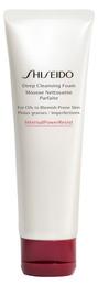 Shiseido Defend Deep Cleansing Foam 125 ml