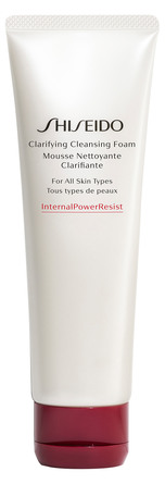 Shiseido Defend Clarifying Cleansing Foam 125 ml
