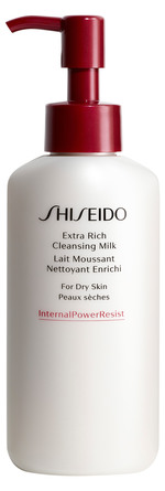 Shiseido Defend Extra Rich Cleansing Milk 125 ml