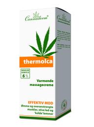 Cannaderm Thermolca Massagecreme 200 ml 200 ml