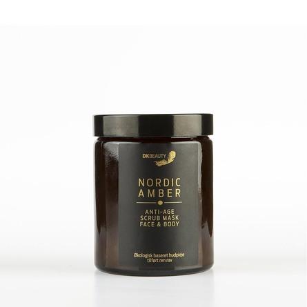 Nordic Amber Face & Body Scrub 160 ml