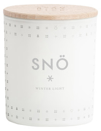 SKANDINAVISK SNÖ Scented Candle 200 g