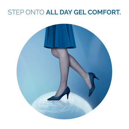 Scholl GelActiv Flat Shoes