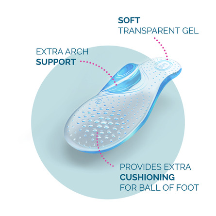 Scholl GelActiv Insoles Everyday Heels