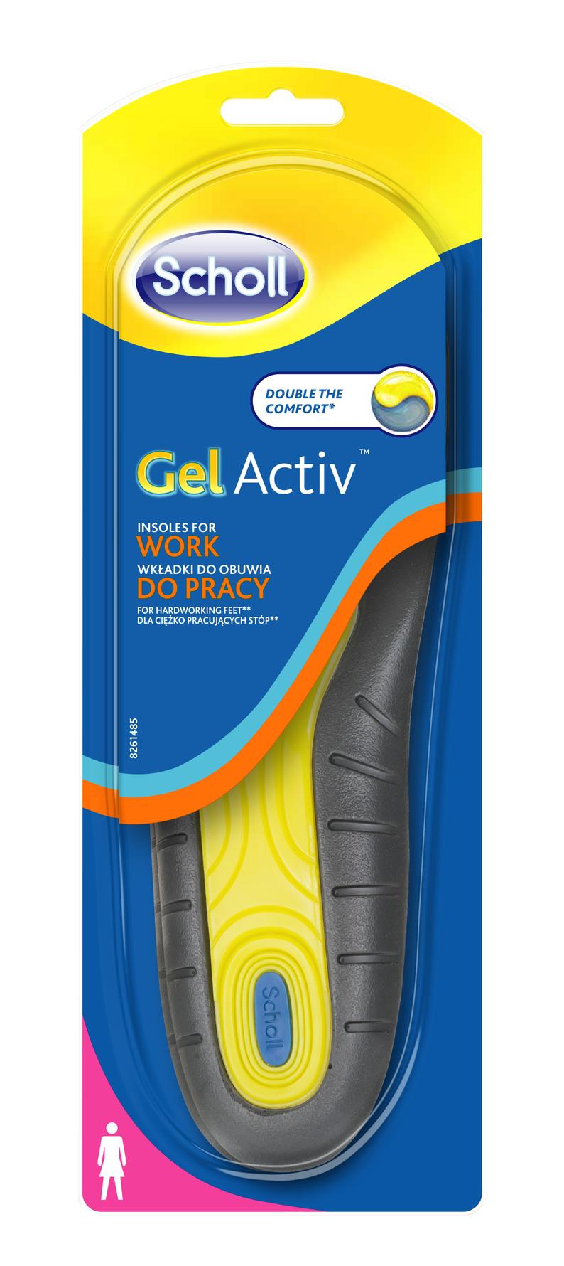 gel active såler work