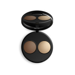 Inika Organic Baked Contour Duo Almond 5 g Almond