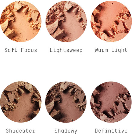 MAC Studio Fix Sculpt and Shape Contour Palette Medium Dark/Dark