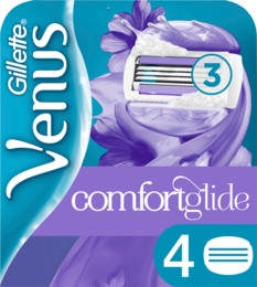 Gillette Venus Comfortglide Breeze Barberblade 4 stk.