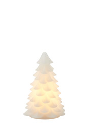 Sirius Carla Juletræ Hvid 16 cm