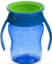 WOW CUP Drikke kop baby Blue