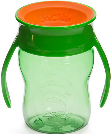 WOW CUP Drikke kop baby Green