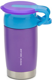 WOW CUP Thermo kop Steel Kids Purple