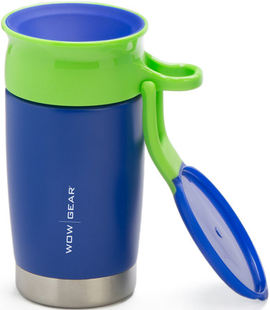 WOW CUP Thermo kop Steel Kids Blue