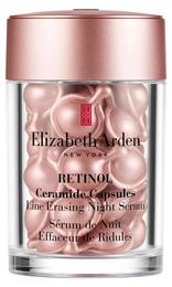 Elizabeth Arden Ceramide Capsules + Retinol Line Erasing Night Serum 30 stk.