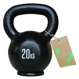 Titan Life træningsudstyr Kettlebells 20 kg.