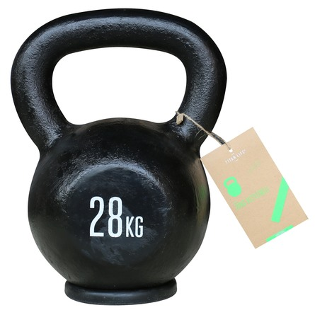 Titan Life træningsudstyr Kettlebells 28 kg.