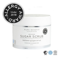 HEVI Sugaring Pure Benefit Luxurious Sugar Scrub 275 ml